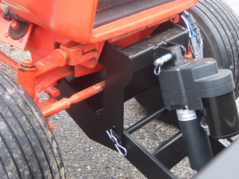 Linear Actuator Lawn Tractor : Case ingorsol johnny bucket jr page