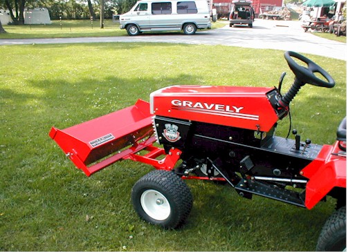 Linear Actuator Lawn Tractor : Latest g improvements page mytractorforum